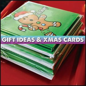Gift Ideas & Xmas Cards